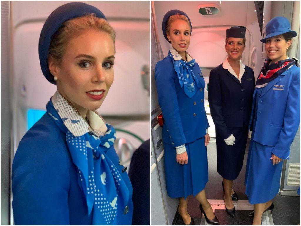 Uniform KLM Royal Dutch Airlines 1975 – 1982 | Photo: Cliff Muskiet