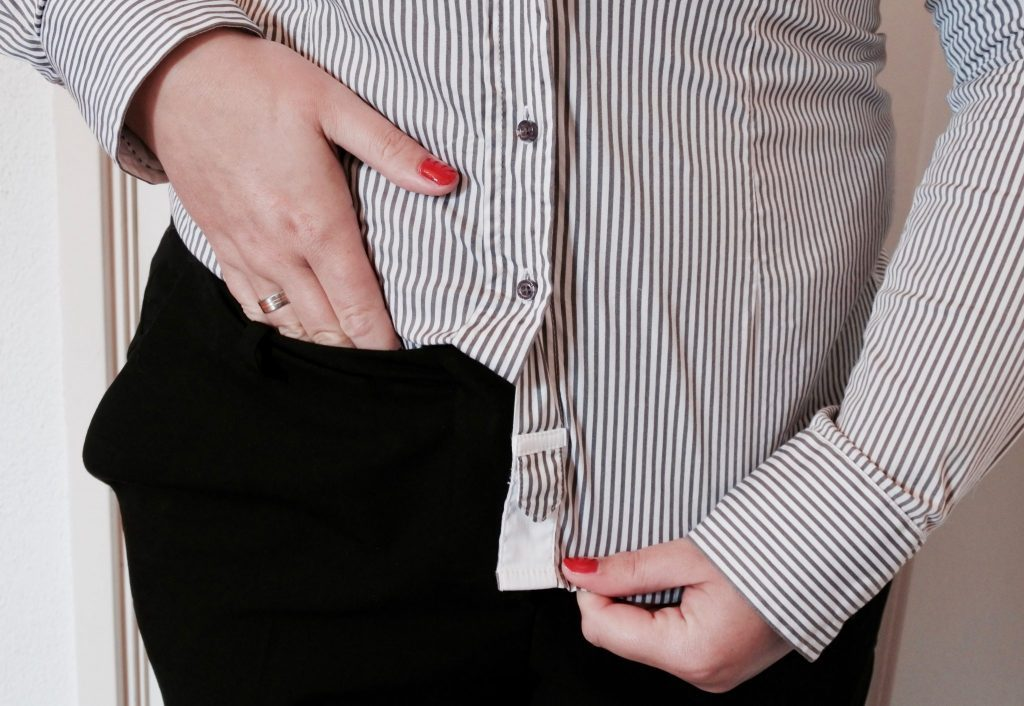 Your shirt: to tuck in or not to tuck in?