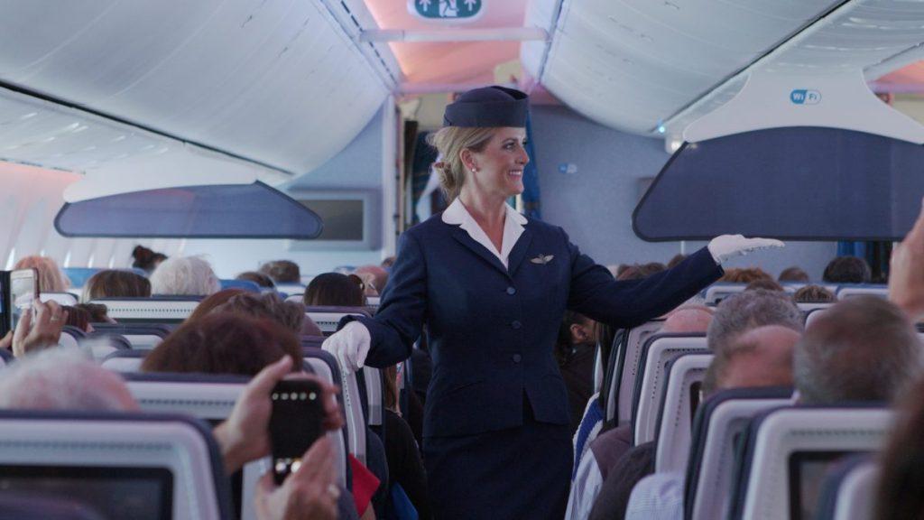Uniform KLM Royal Dutch Airlines 1957 – 1967 | Beeld: KLM