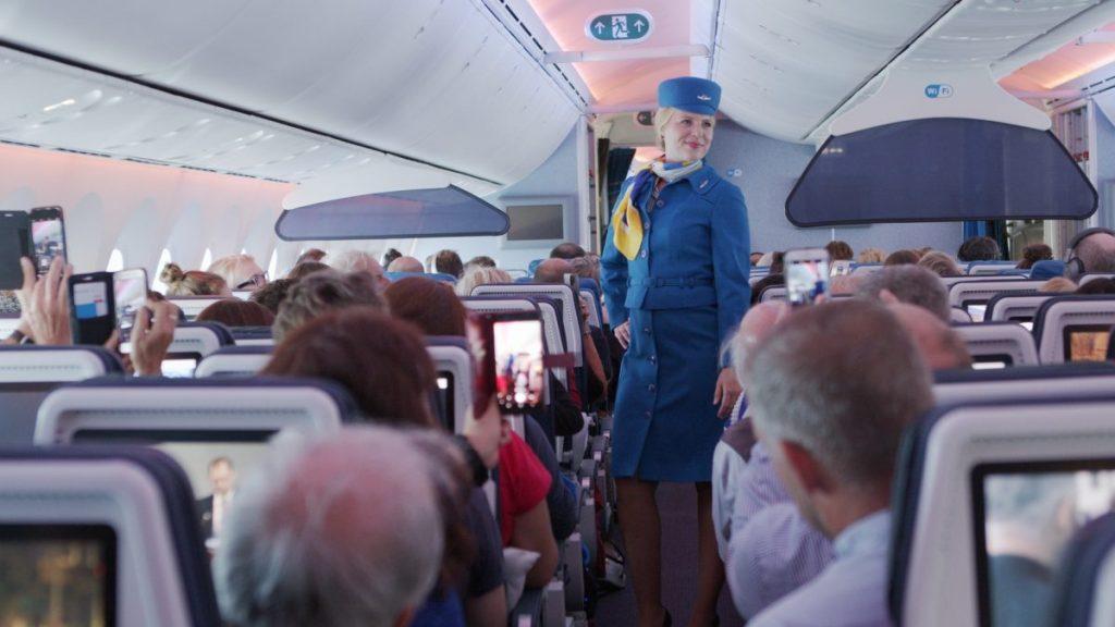Uniform KLM Royal Dutch Airlines 1971 – 1975 | Photo: KLM