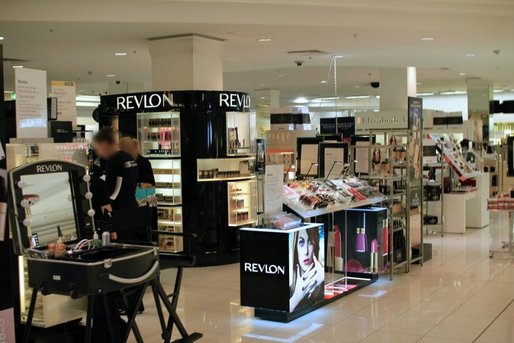 Why employees in perfume stores set a good example