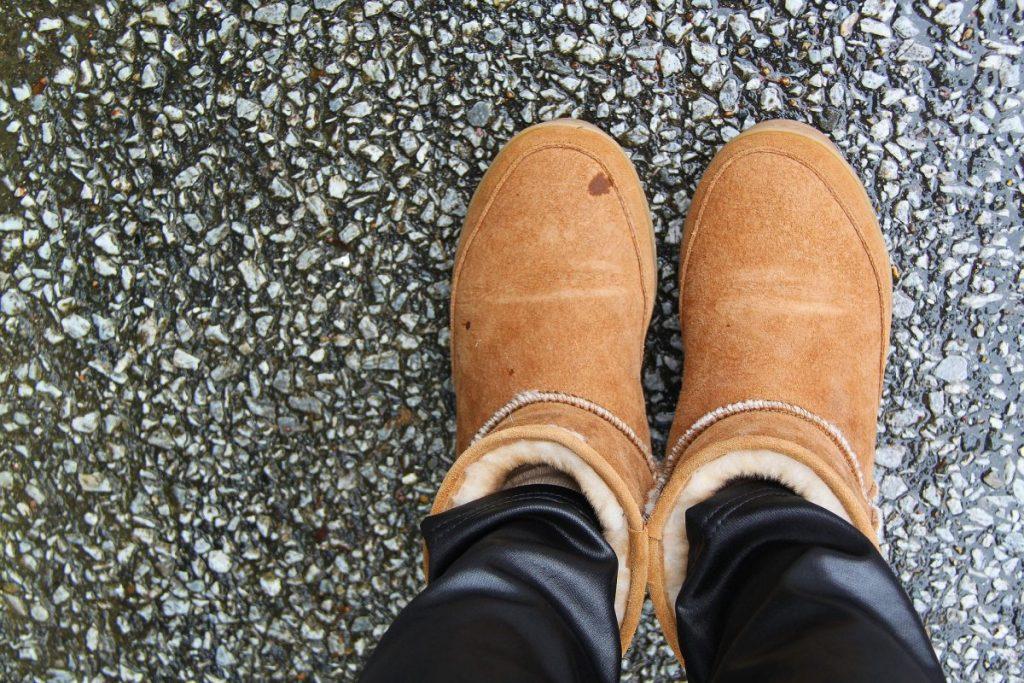 Is it okay to ban Uggs in the workplace?
