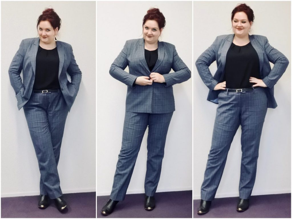 Why wearing a suit for a job interview does not guarantee a neat appearance