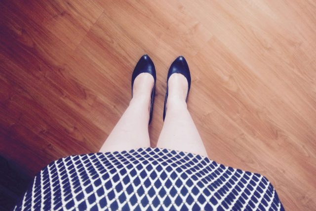 Summer Pantyhose Etiquette for Business
