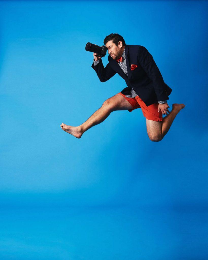 Photographer Alex Workman