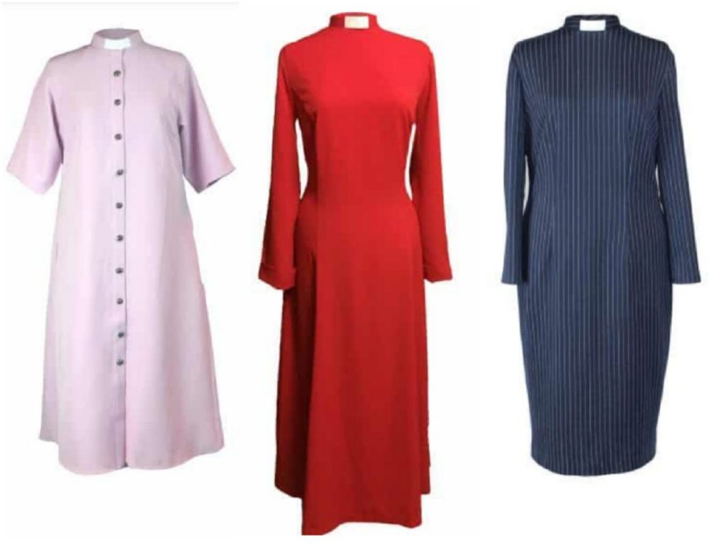 Exclusive clothing line for female pastors