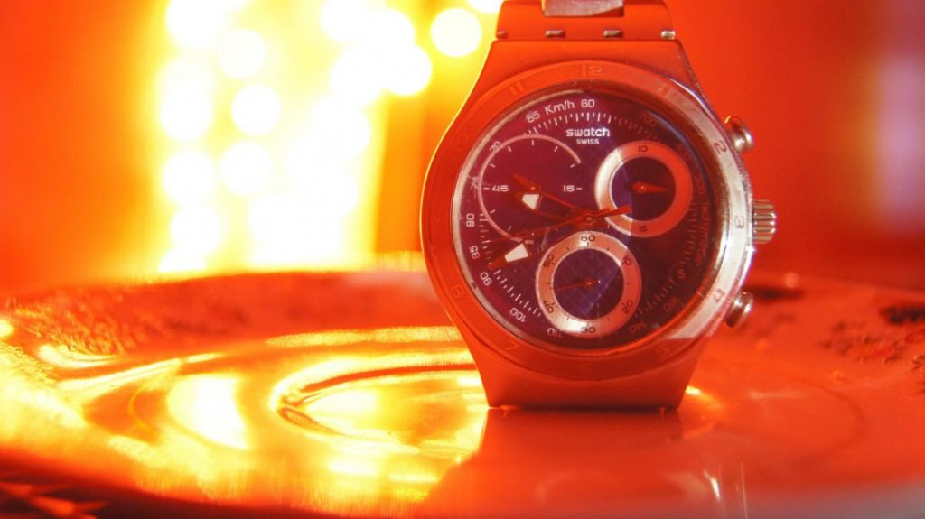 Why leaders love to wear a Swatch watch