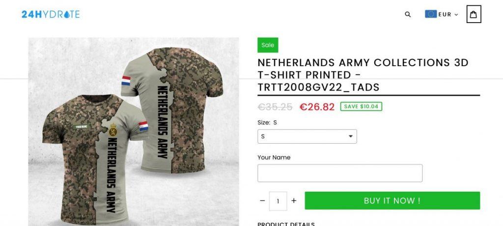 Netherlands Army