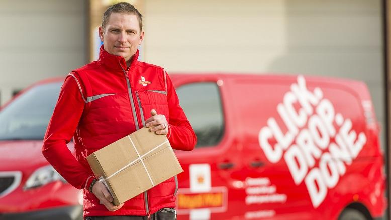 New uniform for British Royal Mail