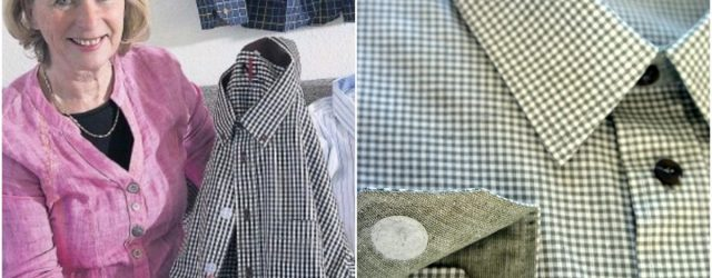 Buttonless shirts appear to be a gap in the market