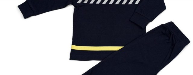 Uniforms depicted in children's clothing: is that allowed?