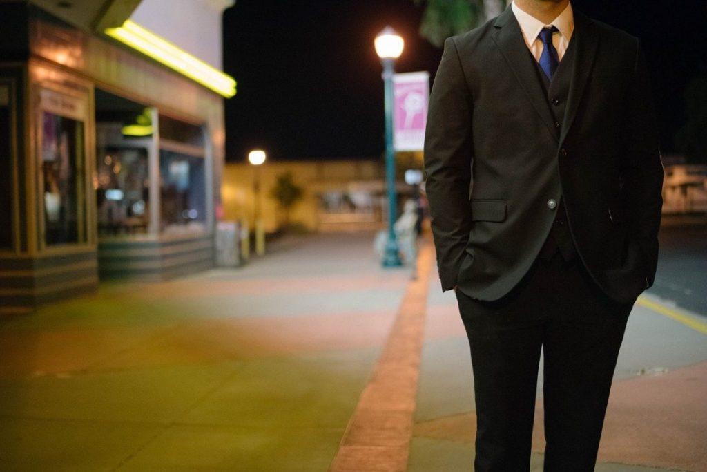 This is U.S.A. business dress etiquette.