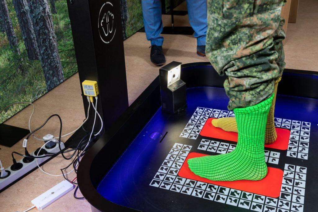 3d scan shoes