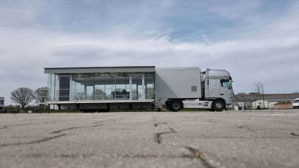 Fit and Measure Trailer