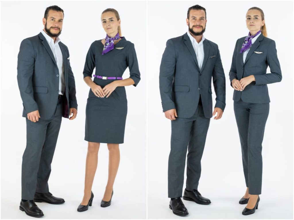 New uniform for Flair Airlines